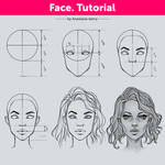 Face. Tutorial | How To Draw