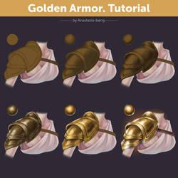 Golden Armor. Tutorial