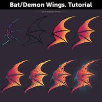 Bat Wings. Tutorial