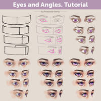 Eyes and Angles. Tutorial
