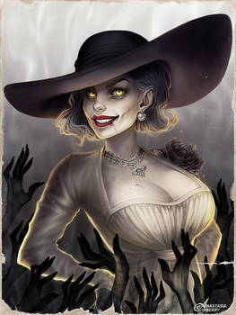 Lady Dimitrescu | Resident Evil 8 Village