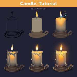 Candle. Tutorial
