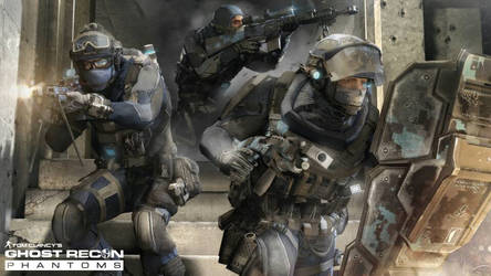 Rainbow Six  by brianshooter672