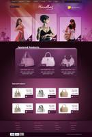 Handbag Store by NiravJoshi