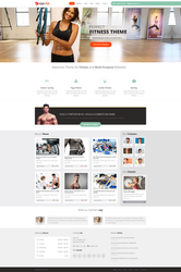 Get Fit Homepage by NiravJoshi