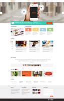 Homepage (Busipress) by NiravJoshi