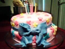 B.Day Cake by galletitairken