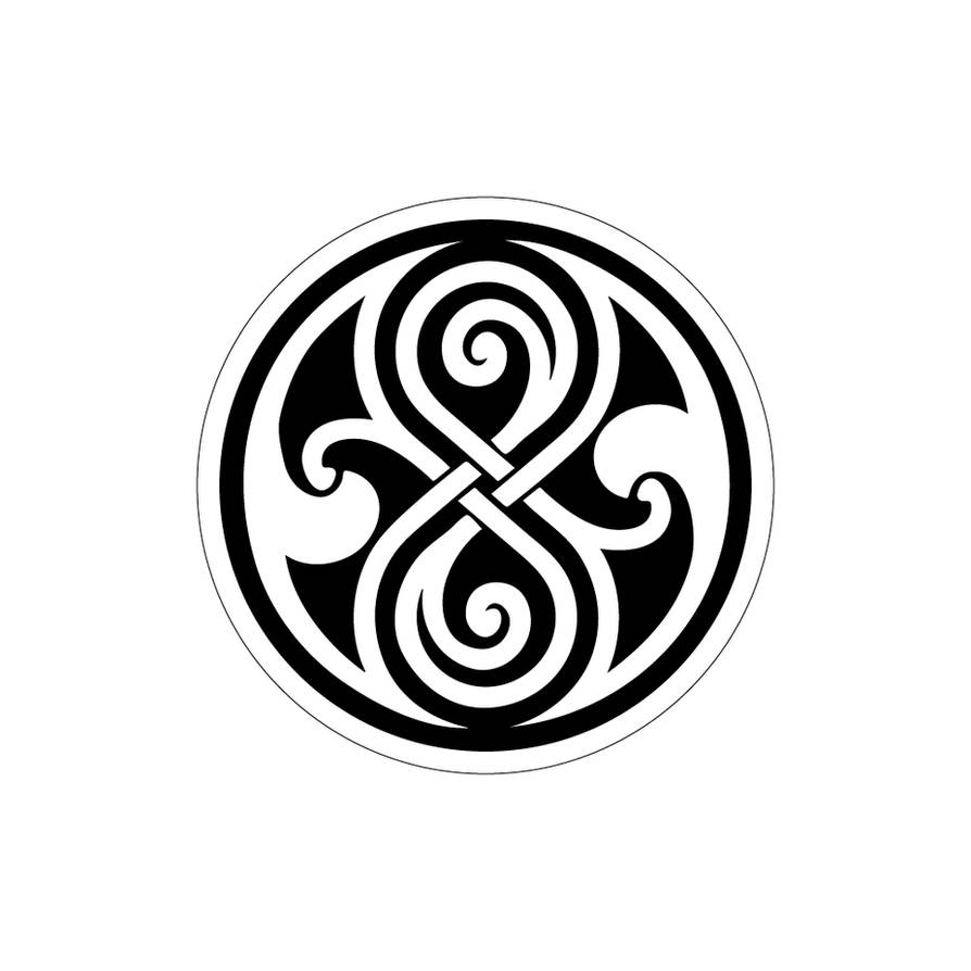 dw symbols 2  seal of rassilon by danyeomans on deviantart