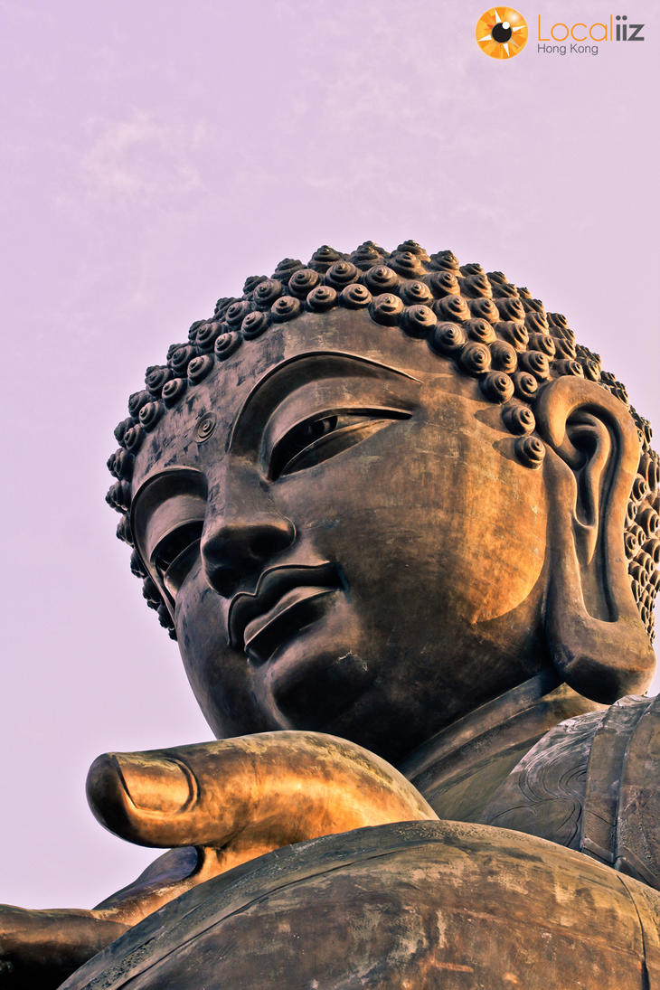 Big Buddha Hong Kong - Tian Tan by localiiz