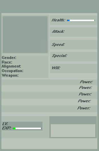 RPG ID Template by Drakhand006