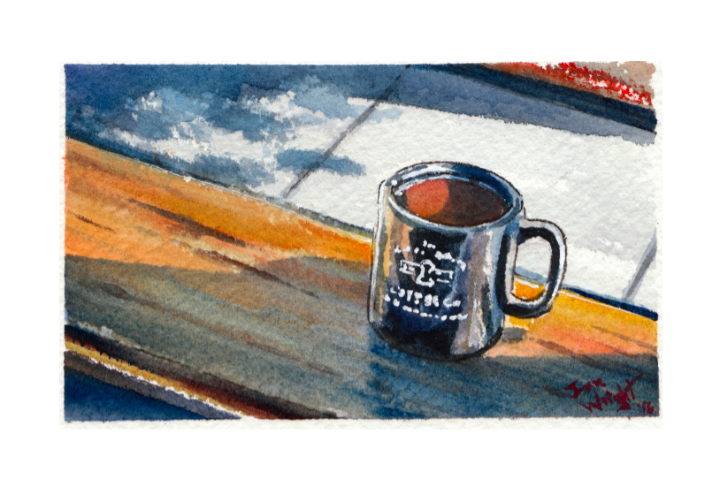 The Good Neighbour Coffee by Ian-Wright