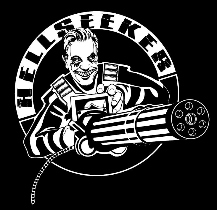 Hellseeker Logo by Ian-Wright