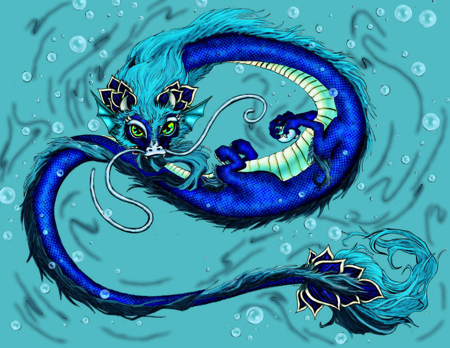 Mélodie ((Composition terminée)) Water_dragon_by_tymora11
