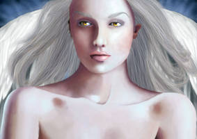 Angel Eyes by tymora11