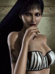 Nina by tymora11