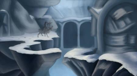 Icy Landscape v. 2 by tymora11