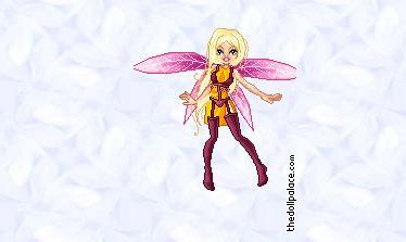 Kellsie the fairy by ZhaneAugustine