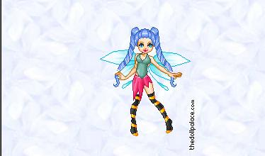 Laana the Fairy by ZhaneAugustine