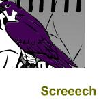 Screeech by ZhaneAugustine