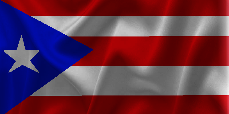 Flag Of Puerto Rico By Zhaneaugustine On Deviantart