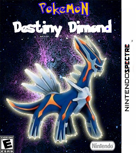 Pokemon Destiny Diamond by ZhaneAugustine
