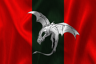 Flag of Old Dai' by ZhaneAugustine