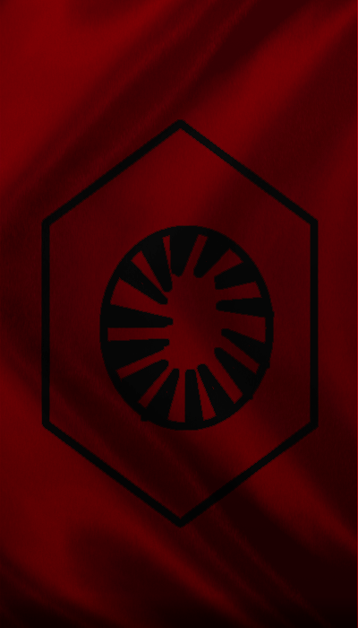 Flag Of The First Order By Zhaneaugustine On Deviantart