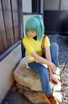 Cosplay: Mion (Higurashi no Naku Koro Ni)