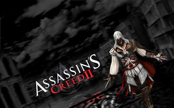 Assassins Creed II wallpaper by nevralgic