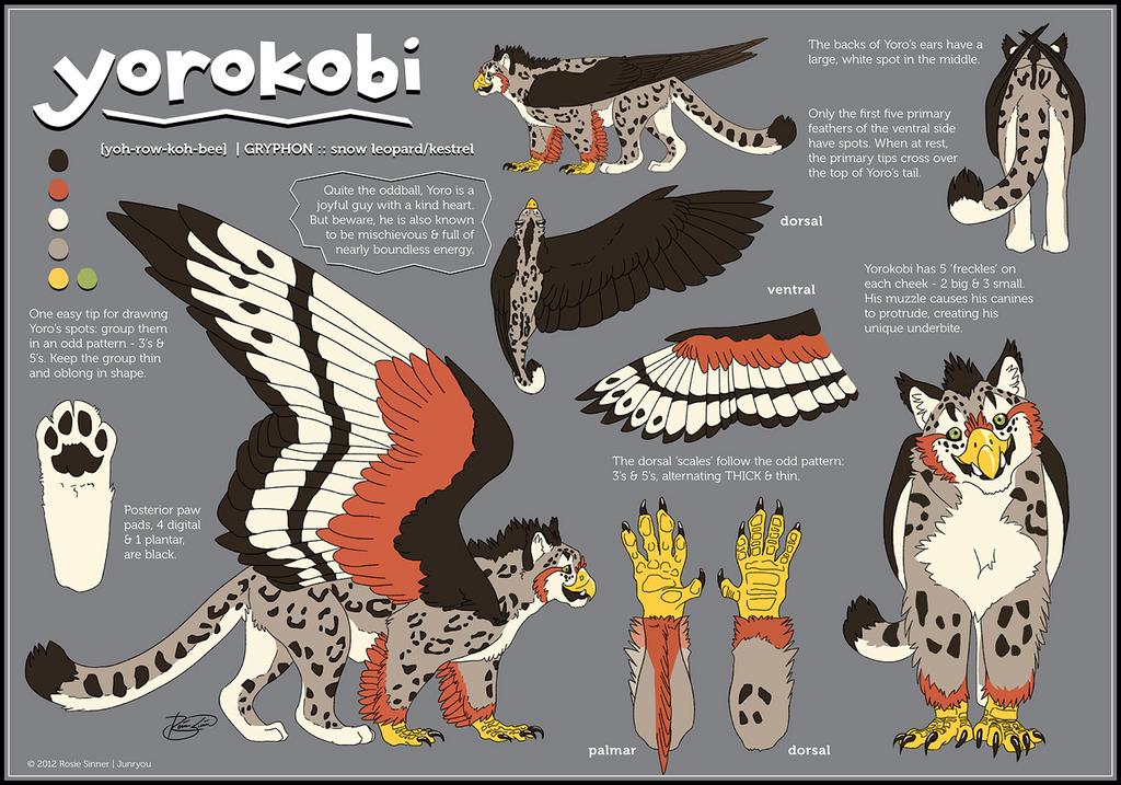 Yorokobi Reference Sheet 2012 by Junryou-na-Kokoro