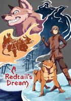 A Redtail's Dream by rosiesinner