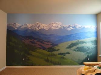Memories of the Rockies | continental divide by rosiesinner
