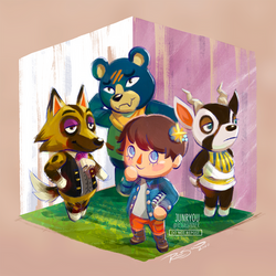 Requests 032020 || Animal Crossing