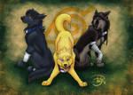 Wolves of Konoha