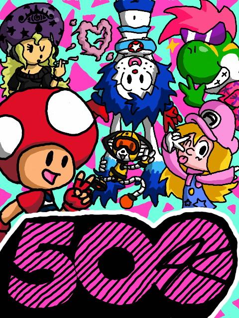 500th Deviation by JK-Kino