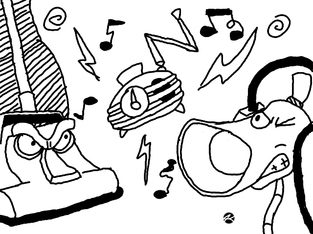 Loudmouth by jk kino on deviantart for The brave little toaster coloring pages