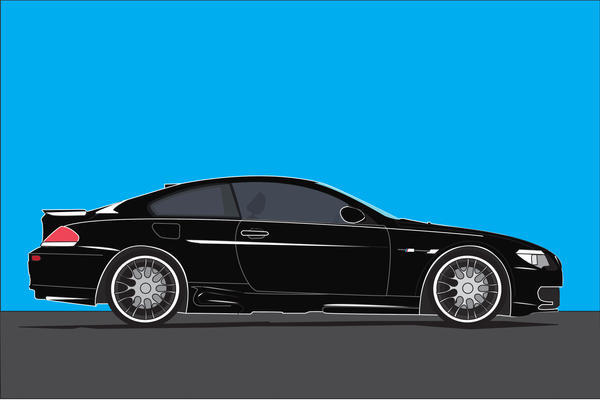 BMW M6 by Durian-Master1