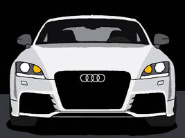 Audi TTRS by Durian-Master1