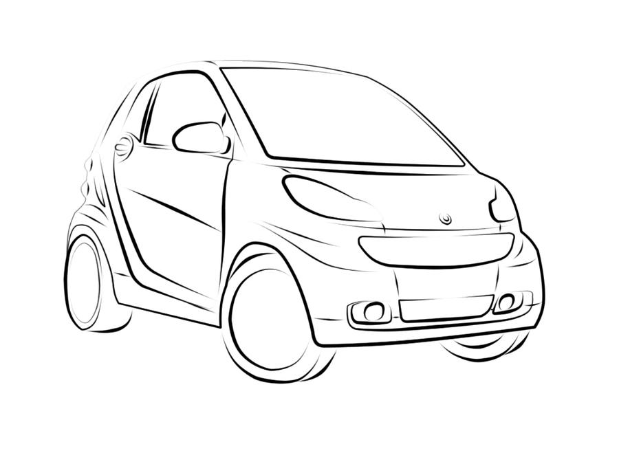 smart car by durian