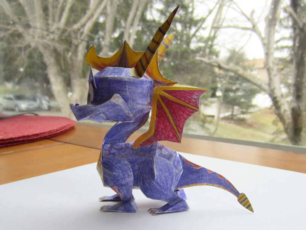 Papercraft de Yoshi! Spyro_the_dragon__2_3__by_toodlesteam-d688tx2