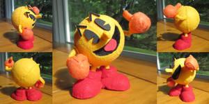 Spyrofoam Pac-Man