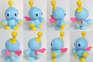 Spyrofoam Chao from Sonic the Hedgehog