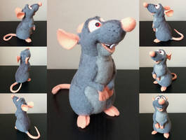 Remy from Ratatouille by ToodlesTeam