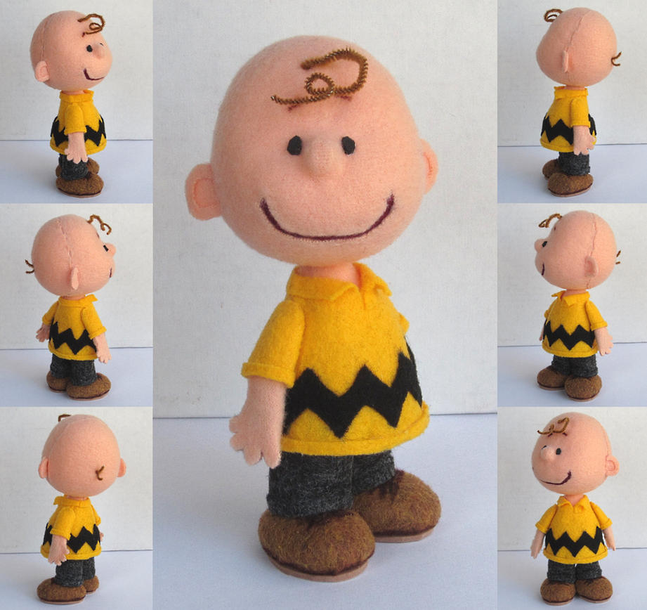 Charlie Brown by ToodlesTeam
