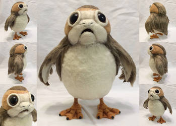 Porg from Star Wars: The Last Jedi by ToodlesTeam
