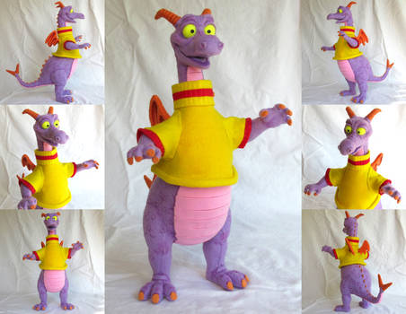 Figment from Journey Into Imagination