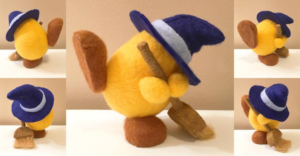 Broom Hatter by ToodlesTeam