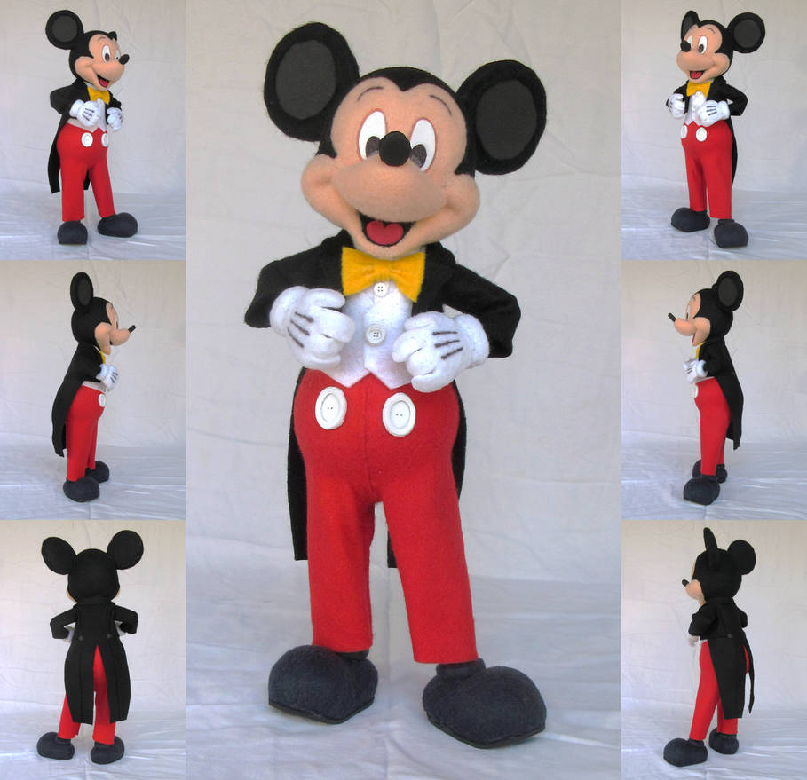 Mickey Mouse by ToodlesTeam