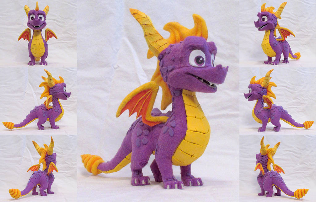 Spyro the Dragon Reignited by ToodlesTeam