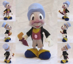 Jiminy Cricket from Pinocchio